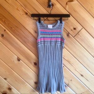 Hanna Andersson Sweater Vest Dress 110 Knit